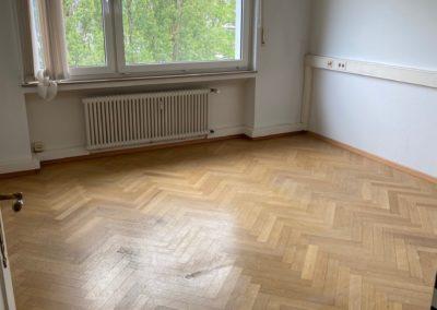 Renovation d'un appartement á Lux-ville